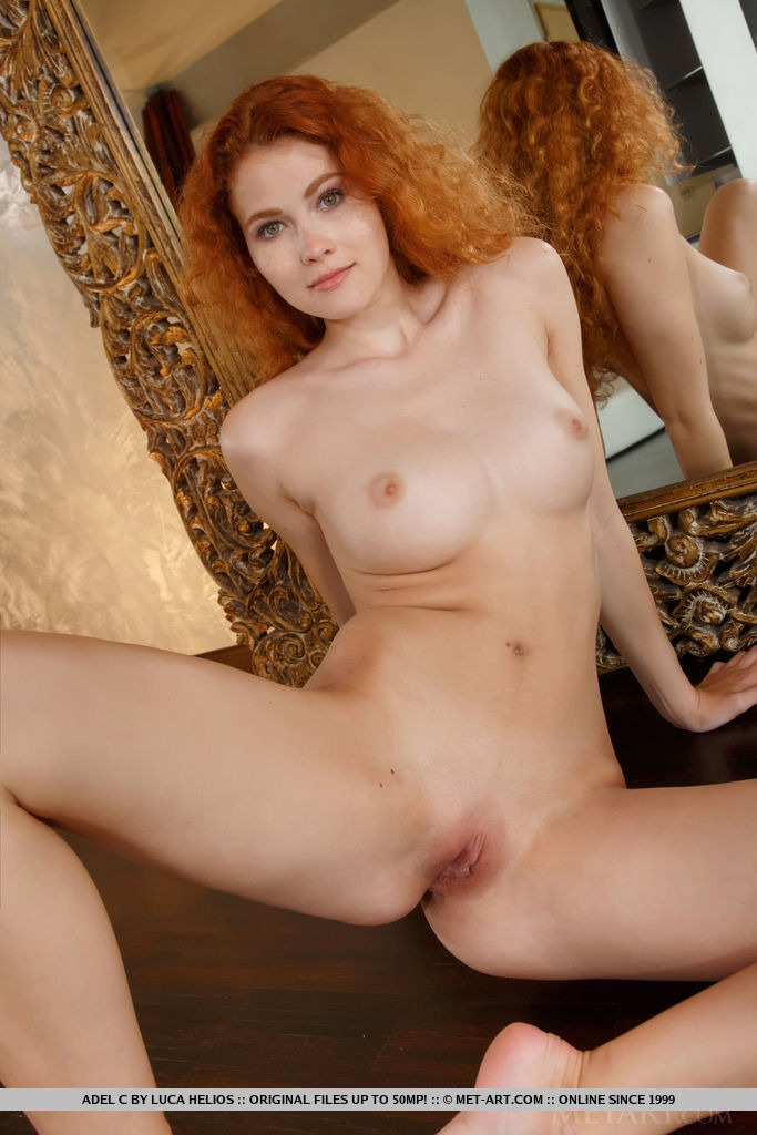 spying exhib neighbour fucking on balcony porn video #AdelC #redhead #nude #eyecontact #shaved #pussy