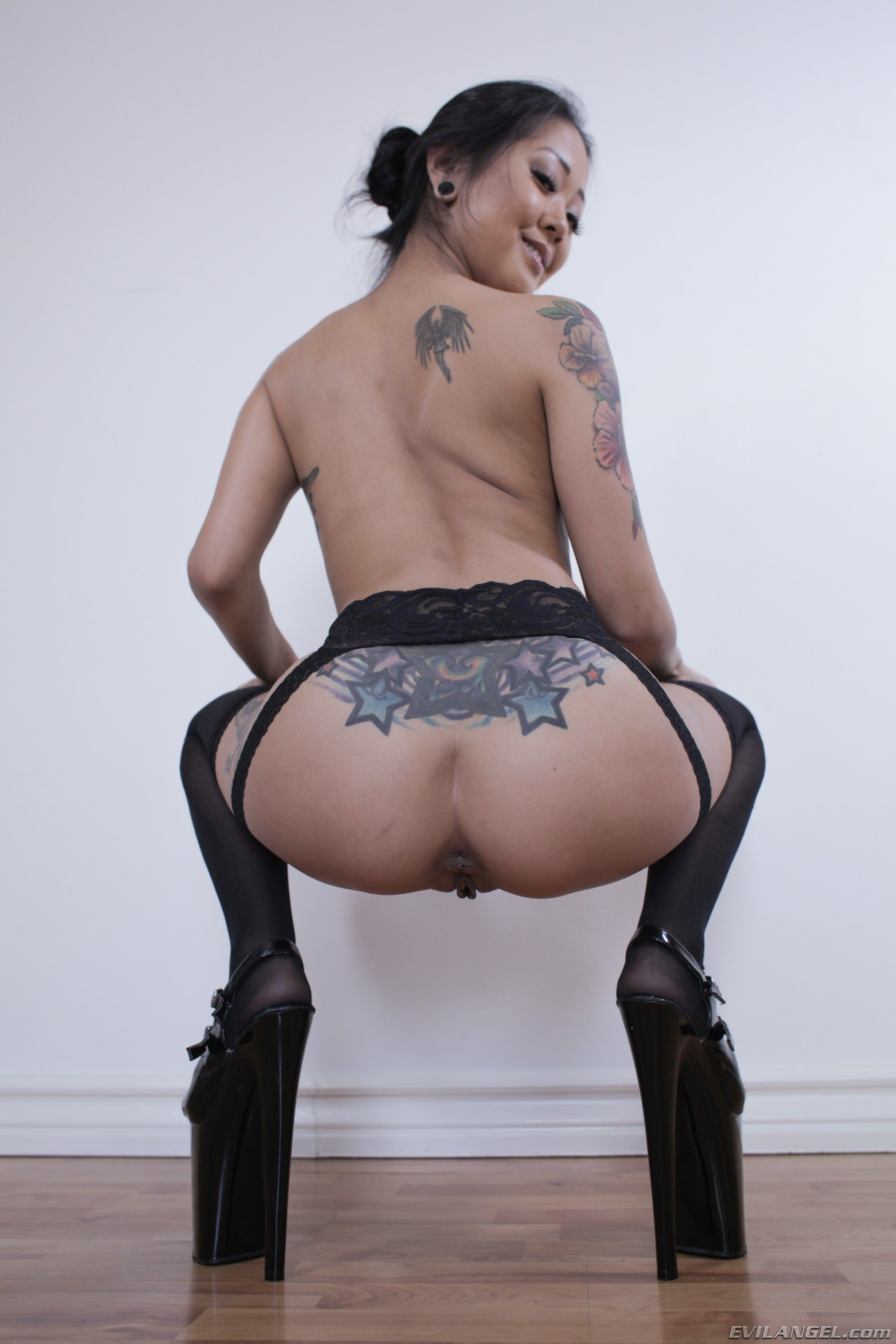 showing porn images for fem porn #SayaSong #Snazzy #sexy #hot #beautiful #petite  #brunette #skinny #asian #tinytits #tattoos #lingerie #heels #sitonmyface